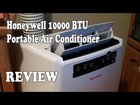 Honeywell MN10CESWW Portable Air Conditioner - Review 2019