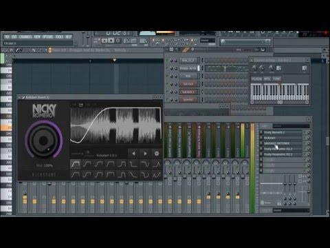 Tony Junior & Dropgun - Cobra (Original Mix) (FL Studio Remake + FLP) by ICETECHK