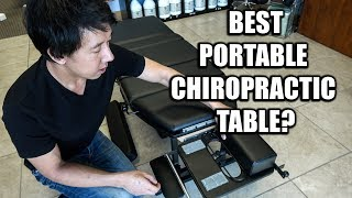 CLUB 180 REVIEW | ADJUSTABLE PORTABLE CHIROPRACTIC TABLE