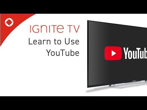 YouTube on Ignite TV   Rogers IPTV - Rogers