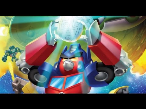 Angry Birds Transformers Cinematic (Android | iOS) • trailer VHS-RIP HD | yourapps.info