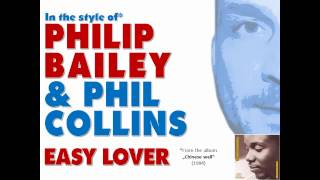 Easy lover (cover in the style of Philip Bailey & Phil Collins)