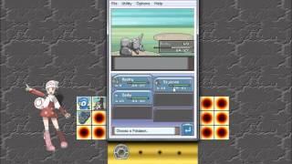 Pokemon Platinum episode 10 - på vei mot en blomsteby