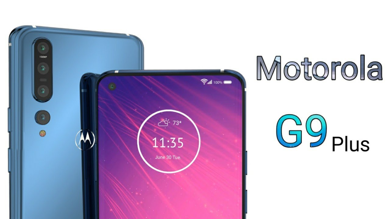 Motorola Moto G9 Plus Trailer Concept introduction ! - YouTube