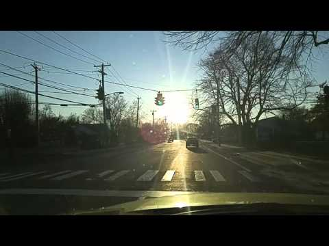 Driving by West Islip,New York