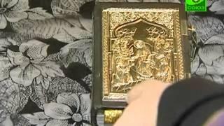 Таинство соборования или Елеосвящения(Небольшой ролик расскажет о том, как совершается Таинство соборования., 2012-04-02T14:33:06.000Z)