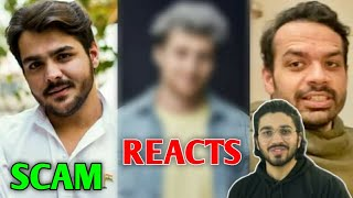 YouTuber REACTS To His Own FAKE DEATH News | Ashish Chanchlani SCAM, Flying Beast, Total Gaming, KSI