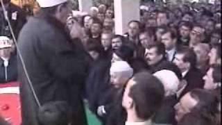 Başbuğ'un Cenaze Görüntüleri 4 NİSAN 1997 - 4
