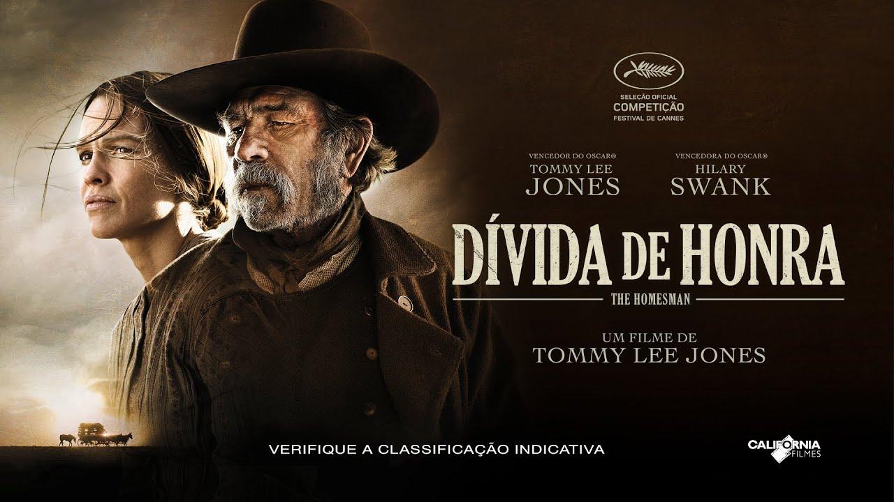 Dívida de Honra - Trailer legendado [HD]