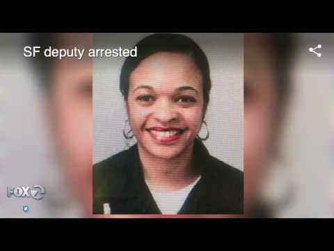San Francisco Sheriff Deputy Faces Charges OVER A RELATIONSHIP WITH AN INMATE!!!
