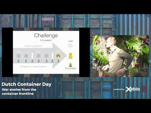 How to achieve business benefits at Liberty Global with containers