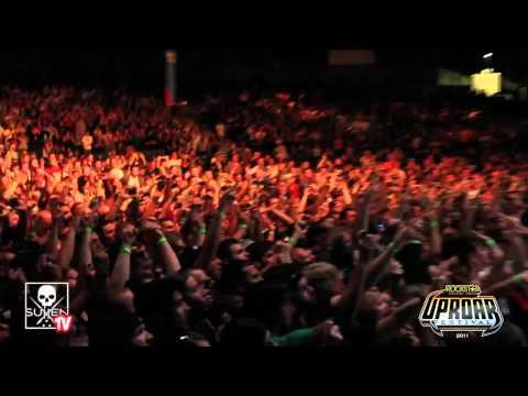 Rockstar Energy Uproar Festival 2011 Hartford,CT 9/11/11