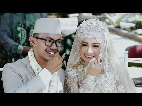 Epic Wedding Cinematic Putra + DIta Garden Party