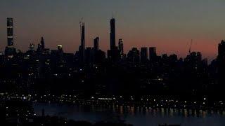 Manhattan Blackout:  Eyewitness News coverage in its entirety