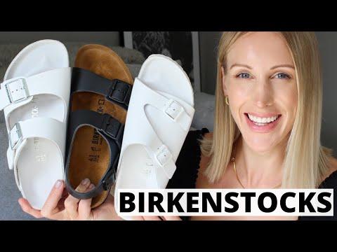 BIRKENSTOCK SANDALS   How To Wear Birkenstocks In Summer   Arizona, Milano & Zurich Review