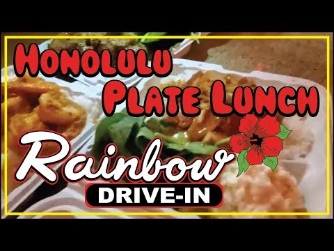 Hawaii BBQ Restaurants Plate Lunch Review By Barbecue Champion Harry Soo SlapYoDaddyBBQ.com