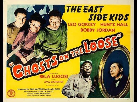 Ghosts on the Loose (1943) Bela Lugosi, Ava Gardner