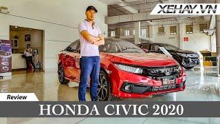 Những điều chưa biết về Honda Civic 2020 |XEHAY.VN|