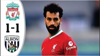 Ливерпуль Вест Бромвич 1 1 Обзор Матча Чемпионата Англии 27 12 2020 HD