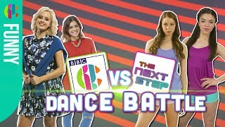 The Next Step vs CBBC DANCE BATTLE!
