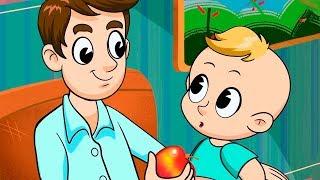 Johny Johny Yes Papa | More Kids Songs | Clap clap kids