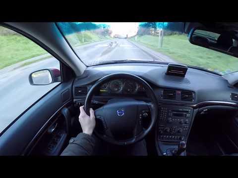Volvo S80 D5 2.4 TDi (2004) - POV Drive