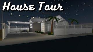 79k/80k BloxBurg Haus Tour ♡ || Roblox Willkommen in Bloxburg