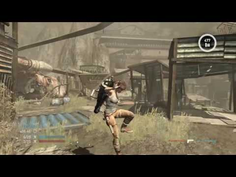 Tomb Raider multiplay celao kingcobra  x Batunoob e idonoob