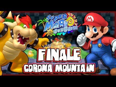 Super Mario Sunshine (1080p) - FINALE - Corona Mountain