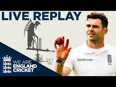 England vs Sri Lanka - Day 3 LIVE REPLAY | 1st Test - Lords 2014 | England 2020