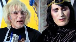 Noel Fielding's Luxury Comedy  - BBQ Breakdown