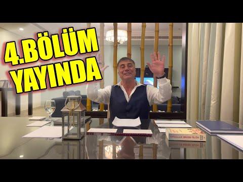 4. BÖLÜM - Sedat Peker: Bugün Size Temiz Süleyman Soylu'yu Anlatacağım