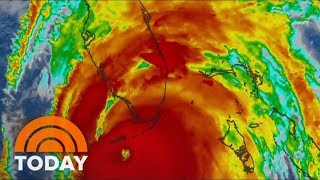 Hurricane Irma Makes Landfall in Florida Keys as Powerful Category 4 | TODAY thumbnail