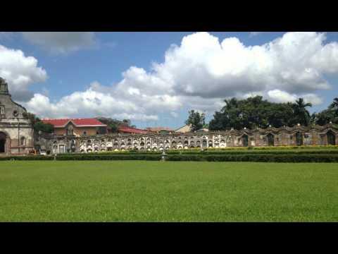 Sementeryo sa Ilalim ng Lupa - Nagcarlan, Laguna