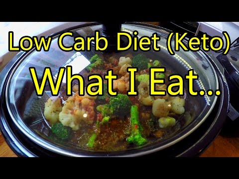 Low-Carb High-Fat Lifestyle - What I Eat... (LCHF, KETO)