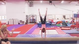 Hayley's Gymnastics 🤸♂️ || Unstoppable