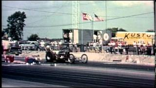 NHRA's Greatest Moments - 1963 A Quarter-Mile Christmas
