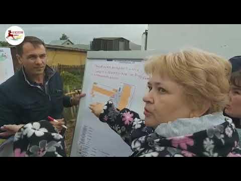 """В Алексеевском районе продолжается реализация партийного проекта """"Наш двор"""""""