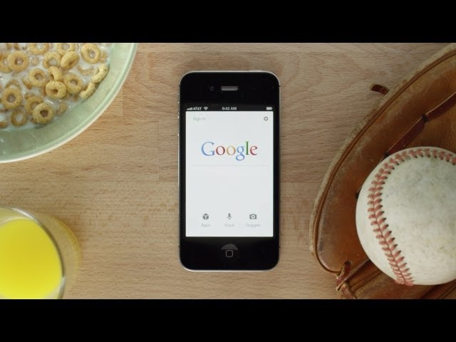 Google's New Voice-Powered Search For iOS Makes Siri Look