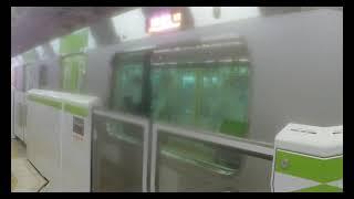 【JR京浜東北線】【JR山手線】 E233系1000番台サイ161編成 快速 南浦和行き & E235系トウ50編成 池袋・新宿方面行き 上野到着