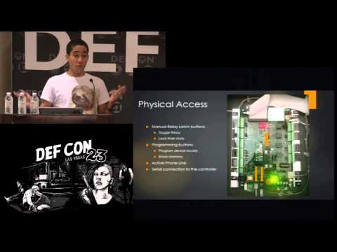 DEF CON 23 - Dennis Maldonado - Are We Really Safe? - Bypassing Access Control Systems