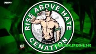 Repeat youtube video John Cena Theme Song New Titantron 2012 (Green Version)