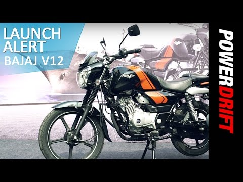 Bajaj V12 : Price, Specs & Features : PowerDrift
