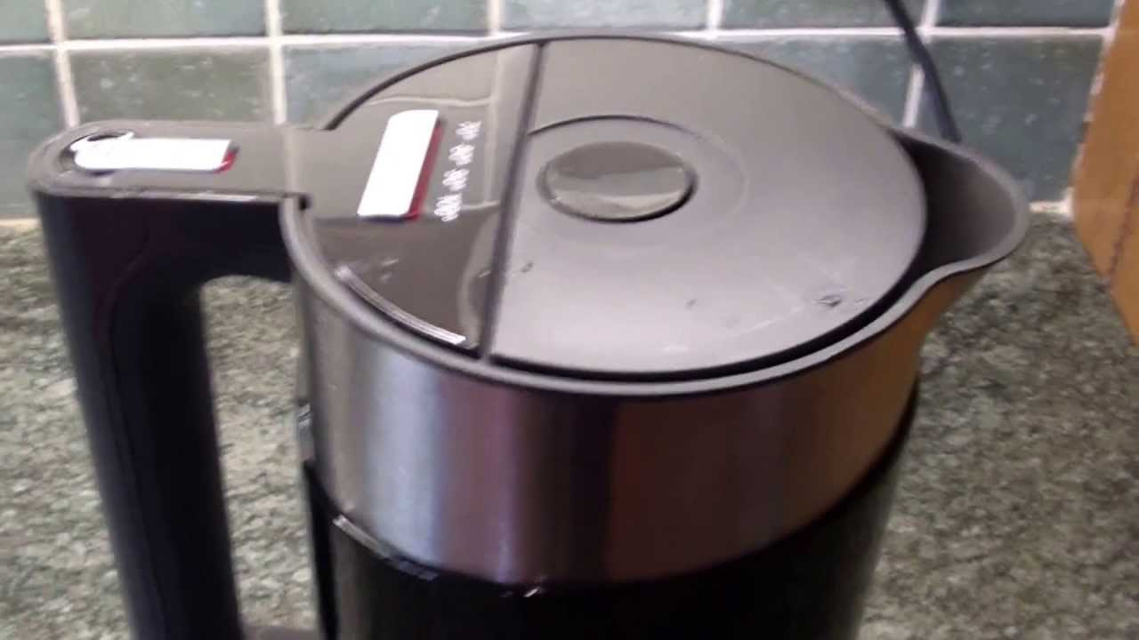 how to fix a leaking kettle