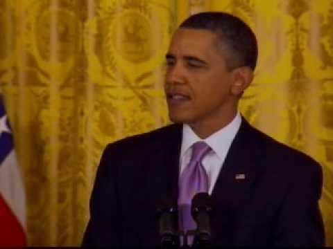 Mayor Carvalho Flashes Shaka To Obama