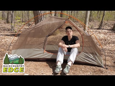 Marmot Tungsten 1P Backpacking Tent - YouTube 700a9fc4808f