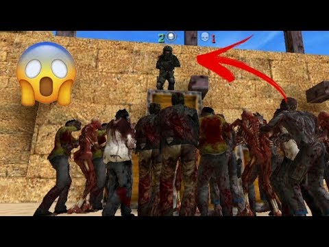 Special Forces Group 2 - Kill Lots Of Zombies Using Karambit