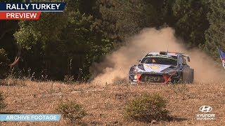 Rally Turkey Preview - Hyundai Motorsport 2018