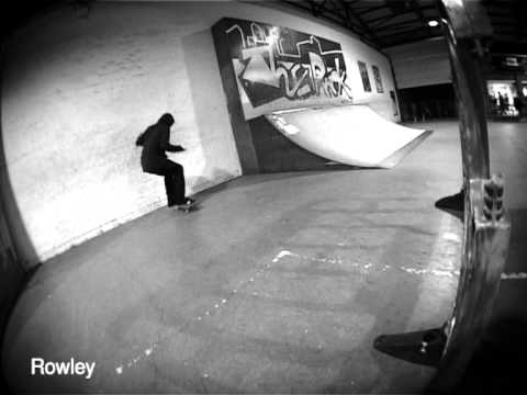 Crossfire Winter Edit part 3 Feat Adam Howe Frank Stephens Ben Rowley Jasper Pegg Skate Park
