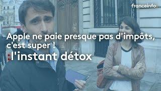 Apple ne paie presque pas d'impôt en France, c'est super !